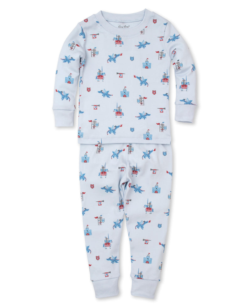 Mighty Dragons Toddler Pajama Set