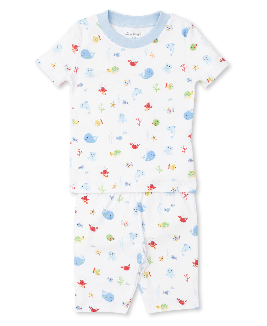 Ocean Treasures Short Pajama Set