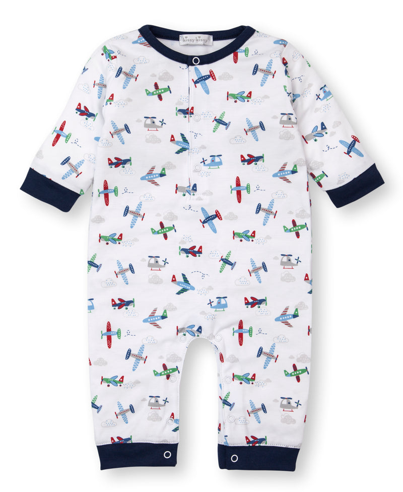 Awesome Airplanes Print Playsuit
