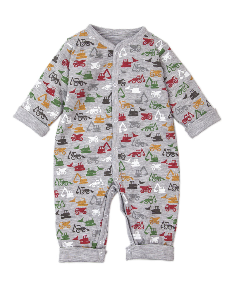 Construction Countdown Reversible Playsuit