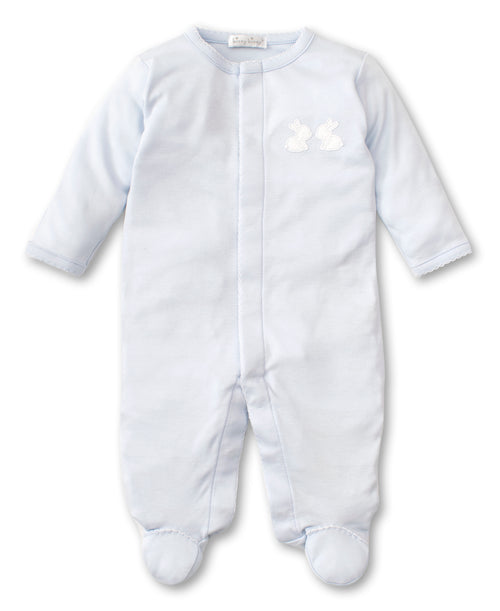 Kissy Kissy Baby-Girls Infant Pique Cottontails Footie