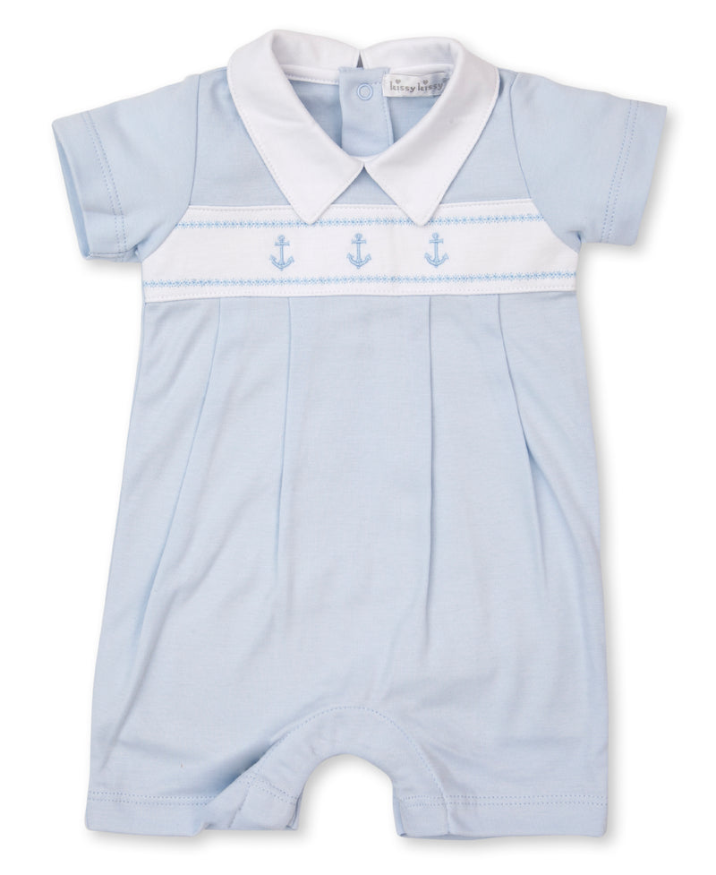 Classic Treasures SP21 Short Playsuit
