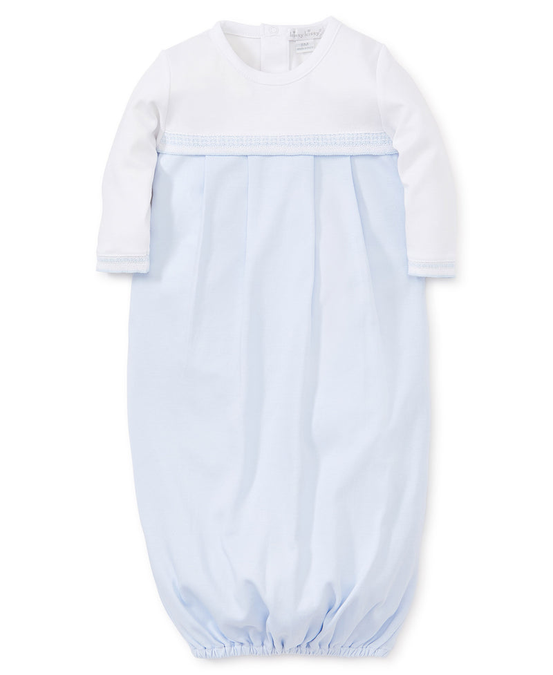 Baby Homecoming Blue Sack