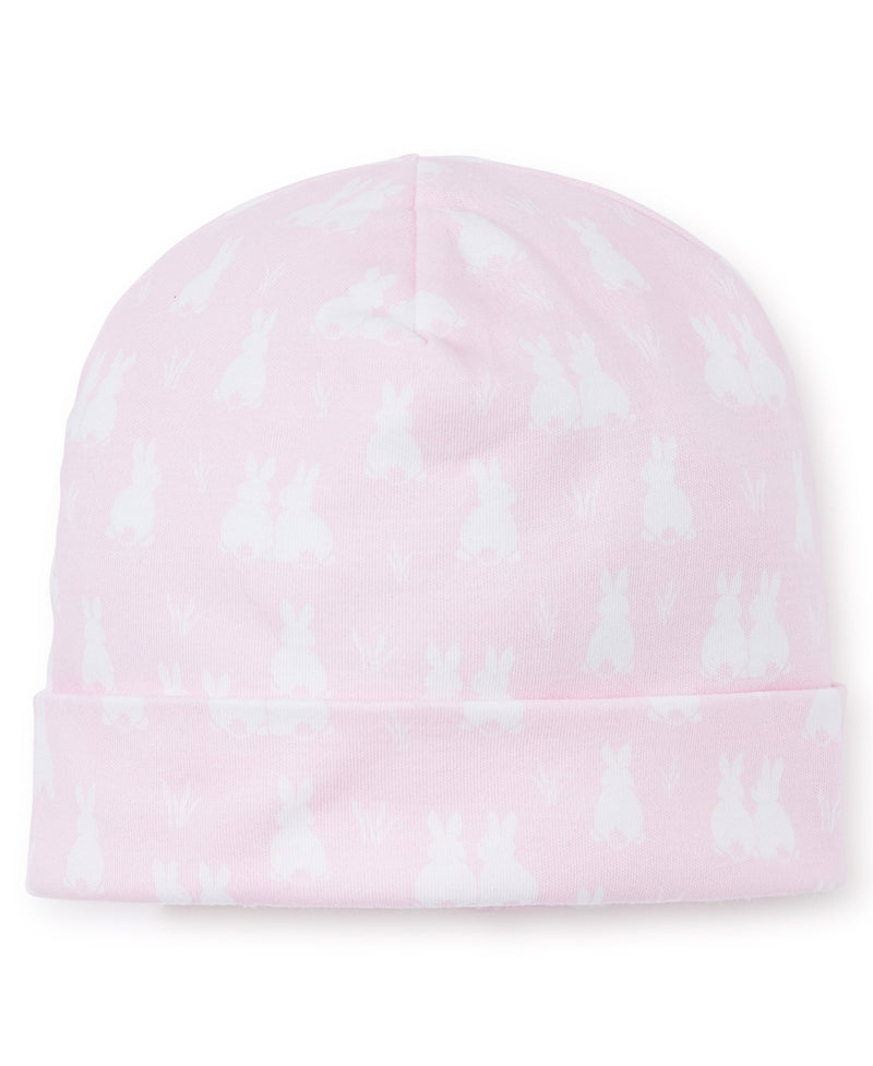 Cushy Cottontails Pink Hat