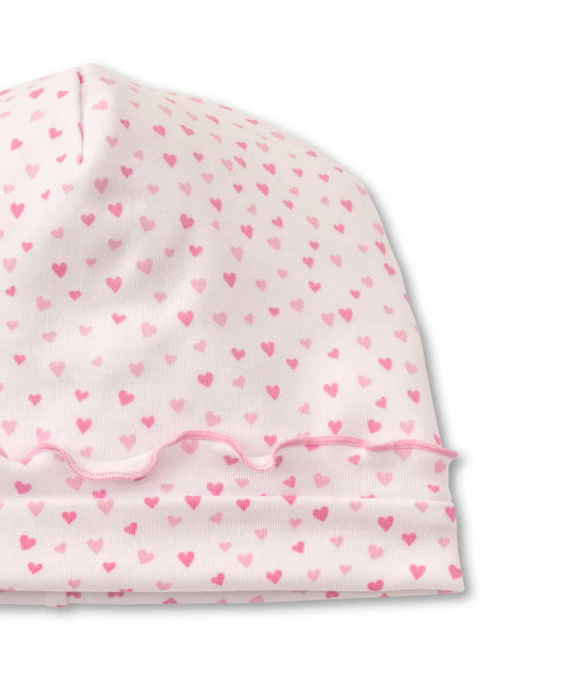 Kissy Sweethearts White Hat