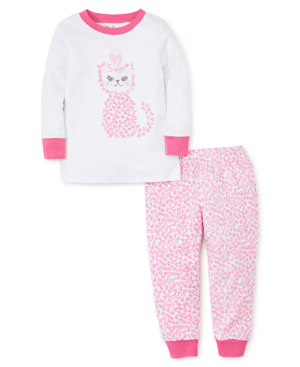 Cheetah Toddler Pajama Set