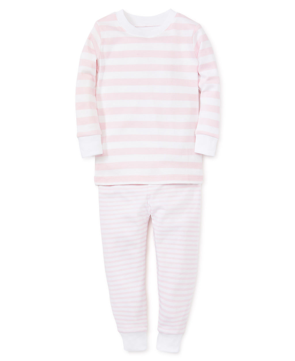 Pink Stripes Toddler Pajama Set