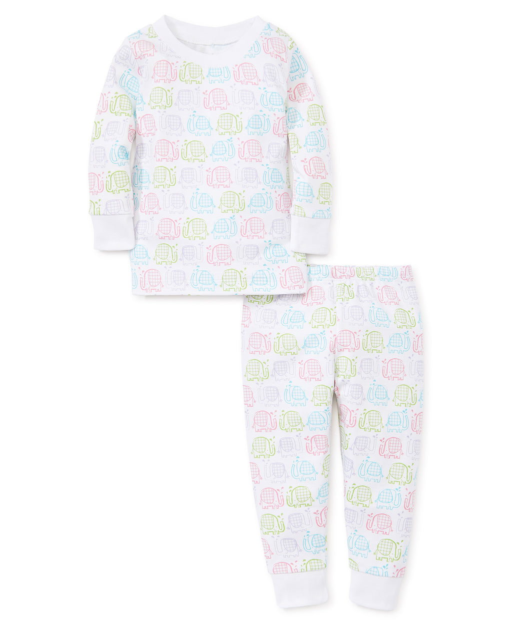 Elephant Ears Pajama Set