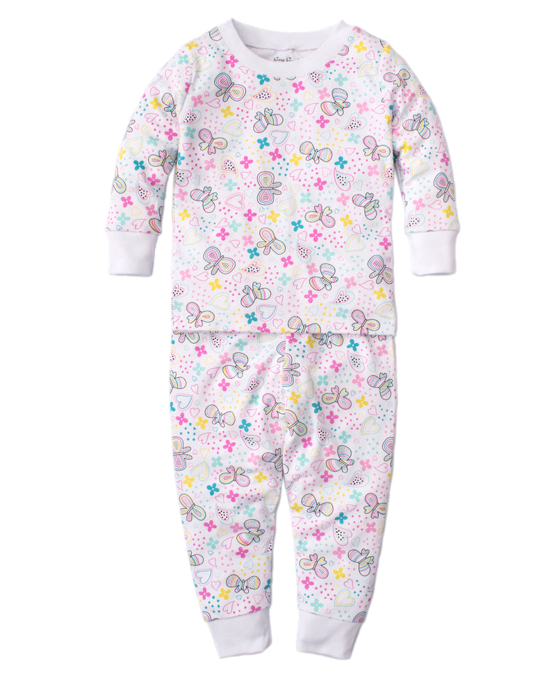 Summer Fun Toddler Pajama Set