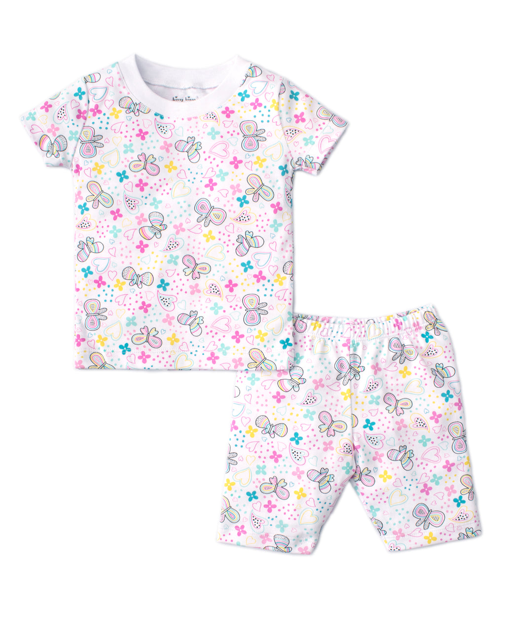 Summer Fun Short Toddler Pajama Set