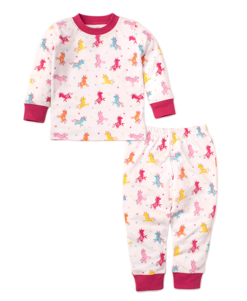 Unique Unicorns Toddler Pajama Set