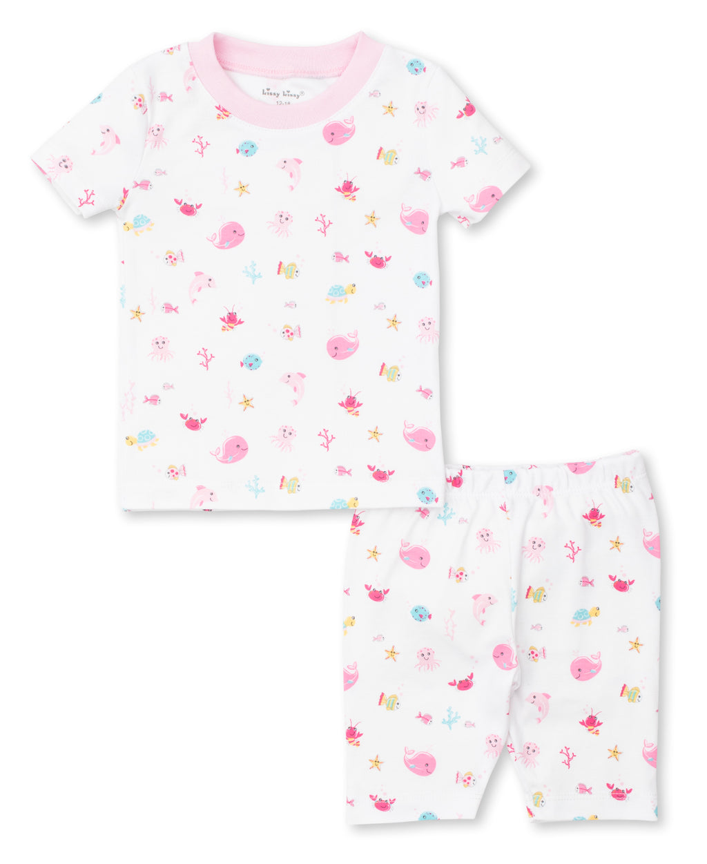 Ocean Treasures Pajama Set