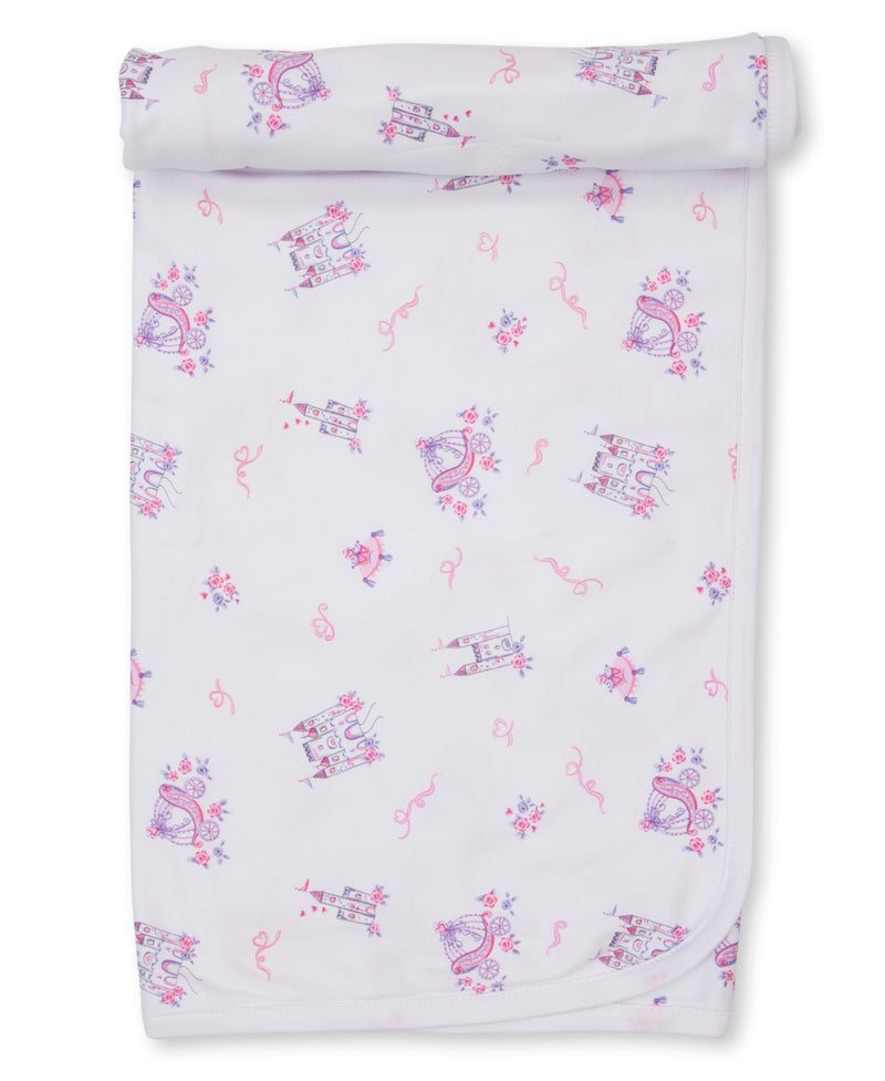 Castle Couture Print Blanket