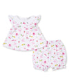 Ocean Oasis Sunsuit Set