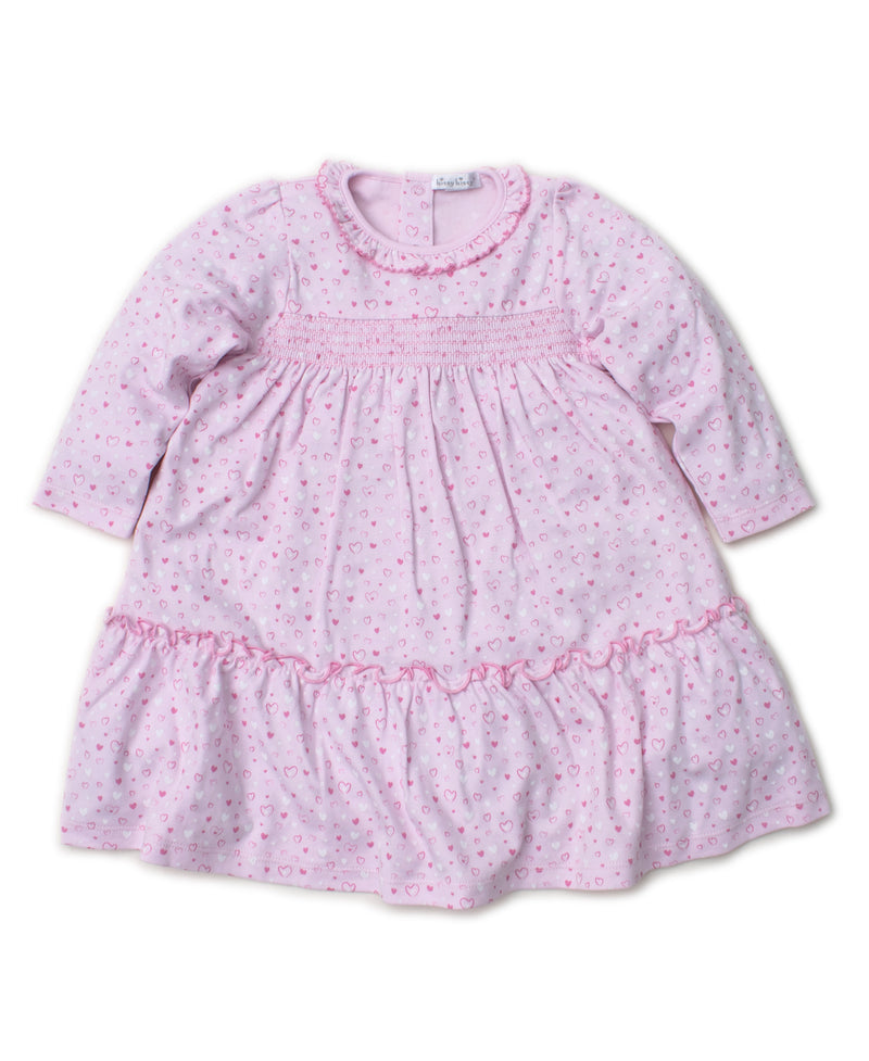Wooly Llamas Toddler Dress
