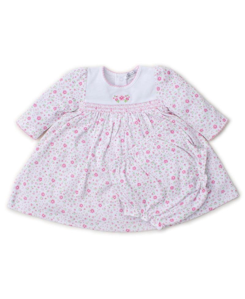 Garden Treasure Pink Dress Set