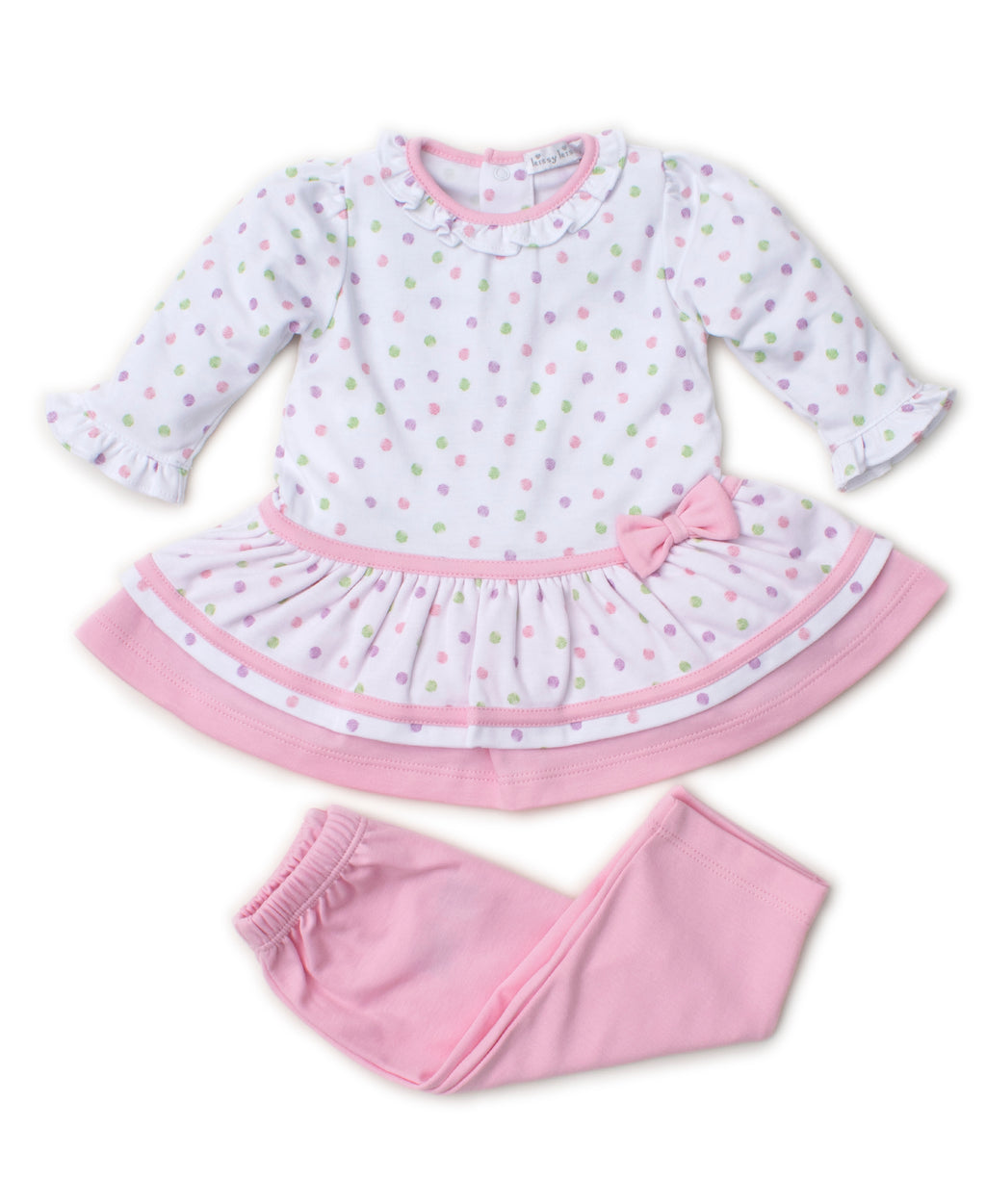Dapple Dots Dress Set