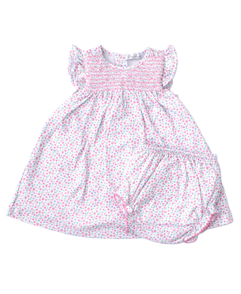 Flowering Flamingos Dress Set