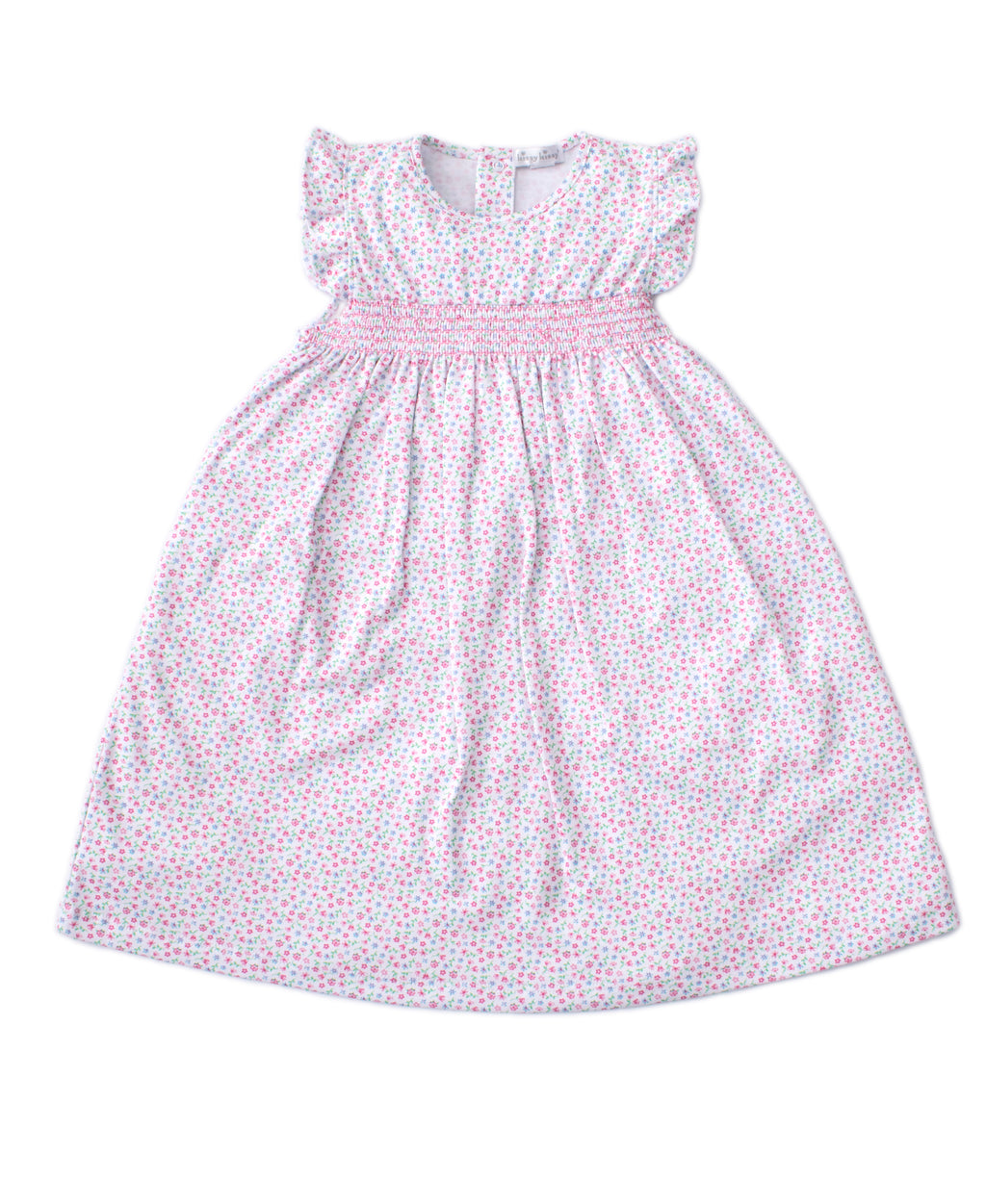 Flowering Flamingos Toddler Dress