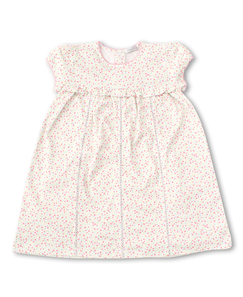 Spring Whispers Pink Toddler Dress