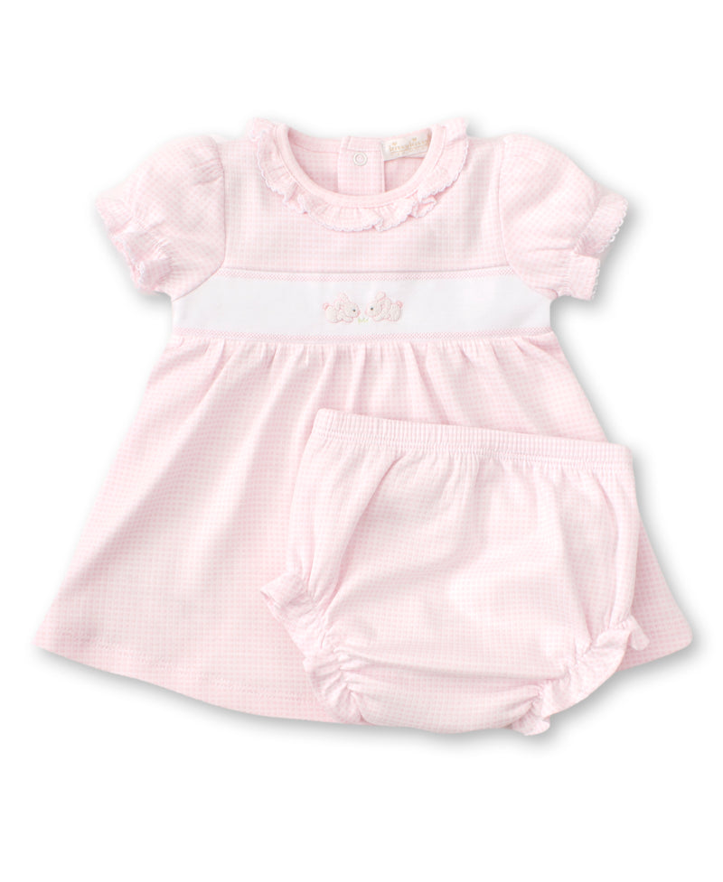 Premier Cottontails Pink Dress Set