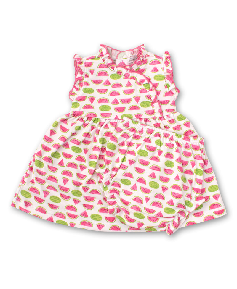 Whimsical Watermelons Dress Set