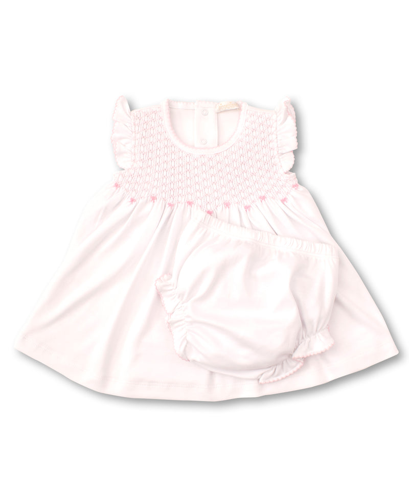 CLB Summer Bows Dress Set