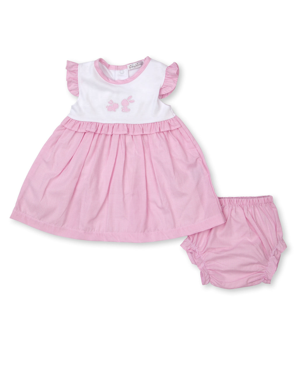 Pique Bunny Fam Dress Set