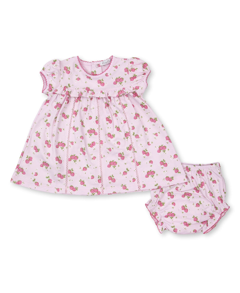 Strawberry Soiree Dress Set
