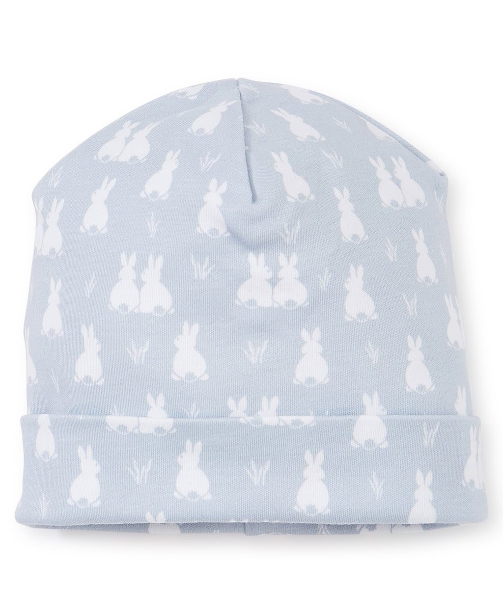 Cushy Cottontails Silver Hat