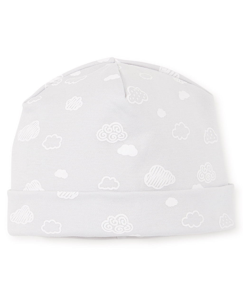 Cotton Clouds Silver Hat