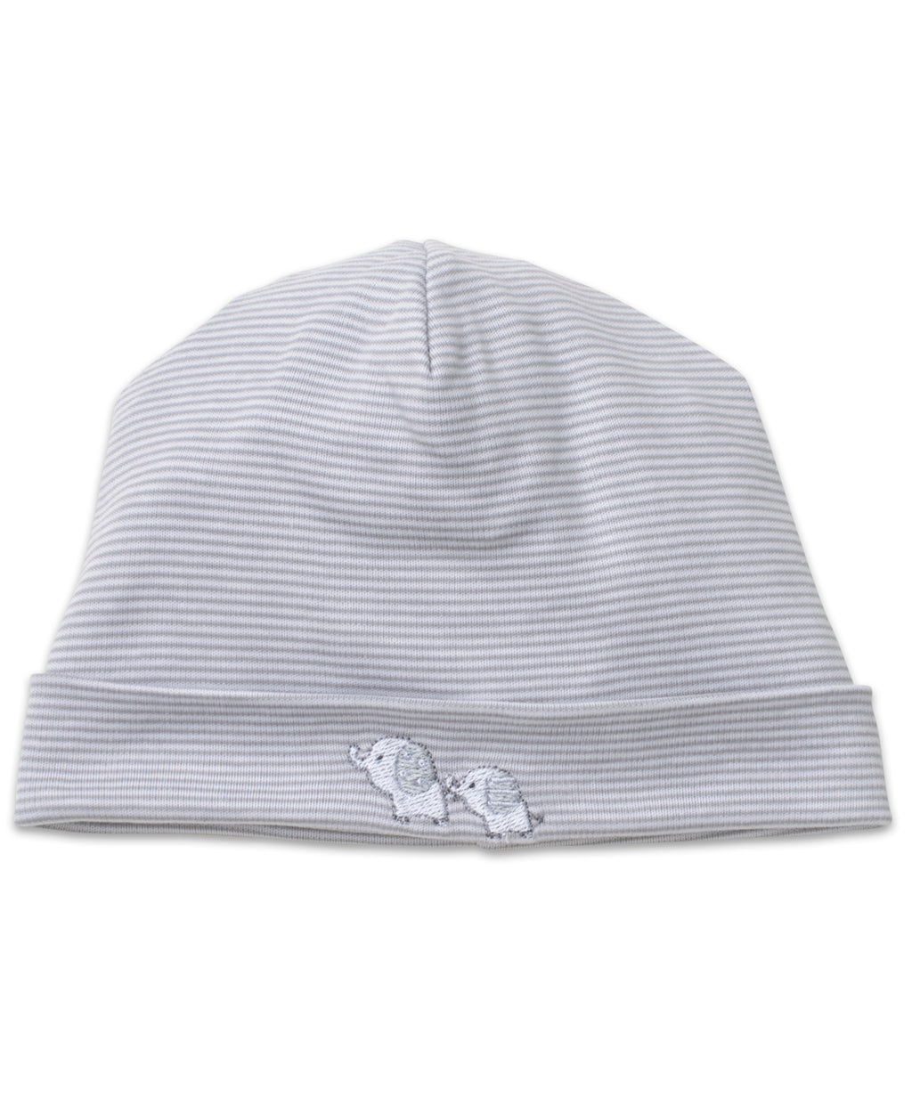 Baby Trunks Silver Stripe Hat