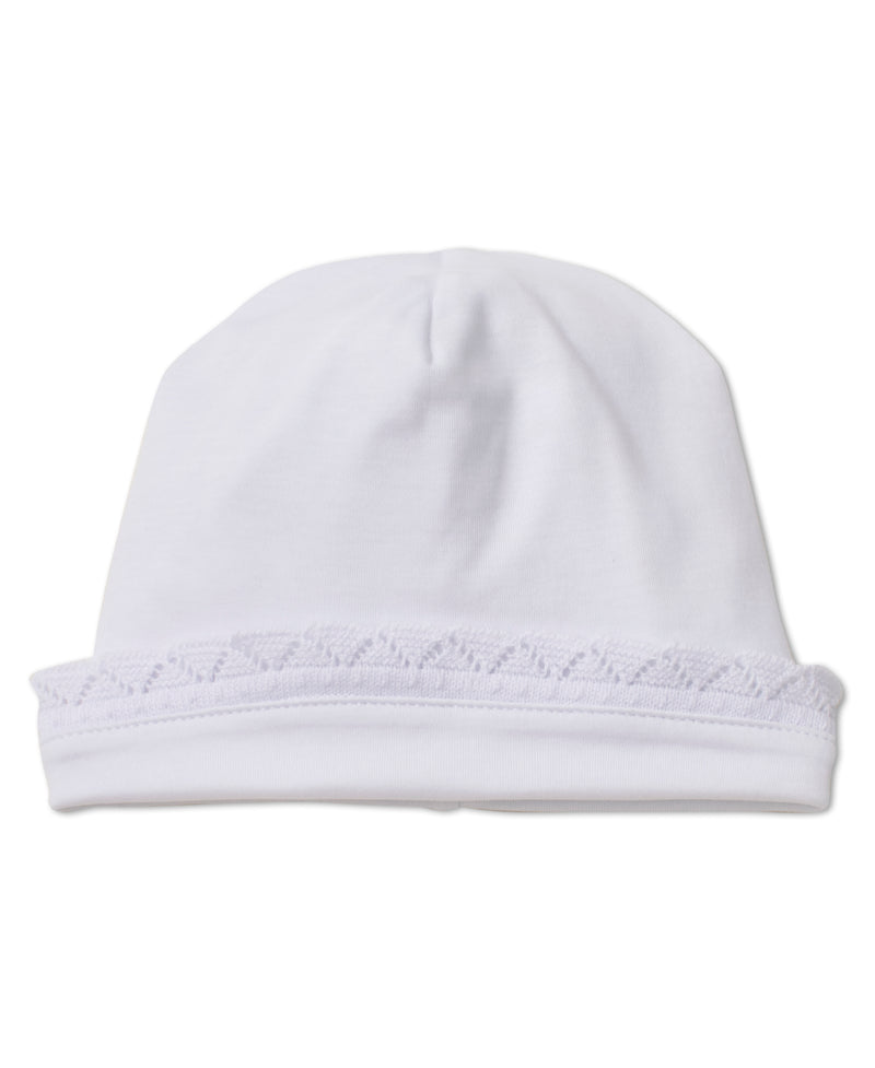 Fall Homecoming White Hat