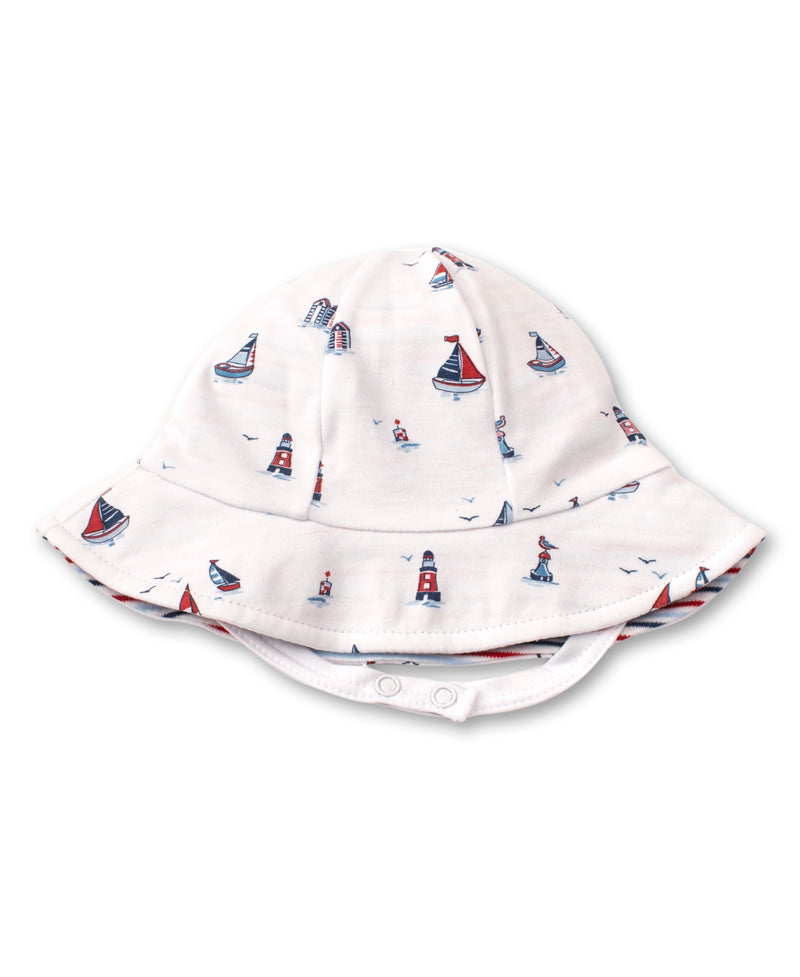 Seaside Surprise Reversible Sun Hat