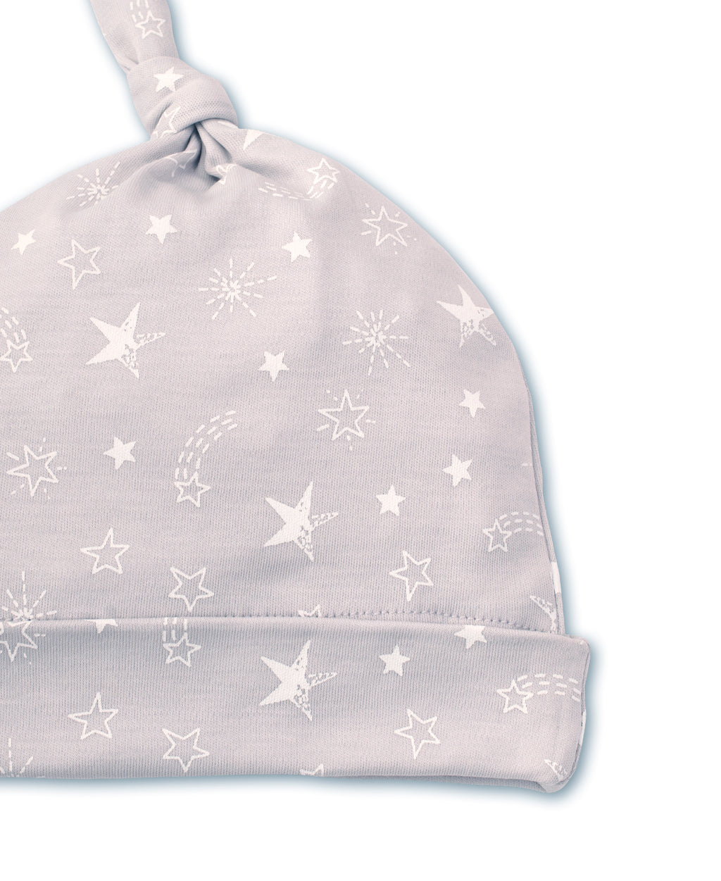 Starry Sky Silver Print Hat