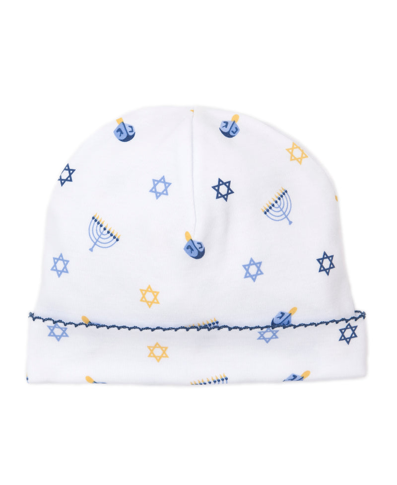 My First Hanukkah Print Hat