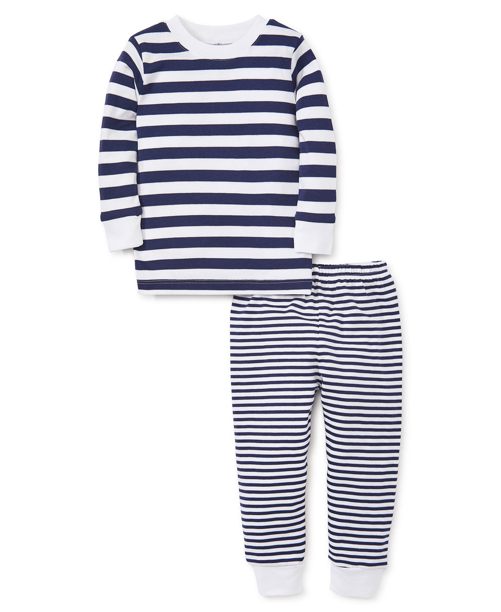 Navy Stripes Pajama Set