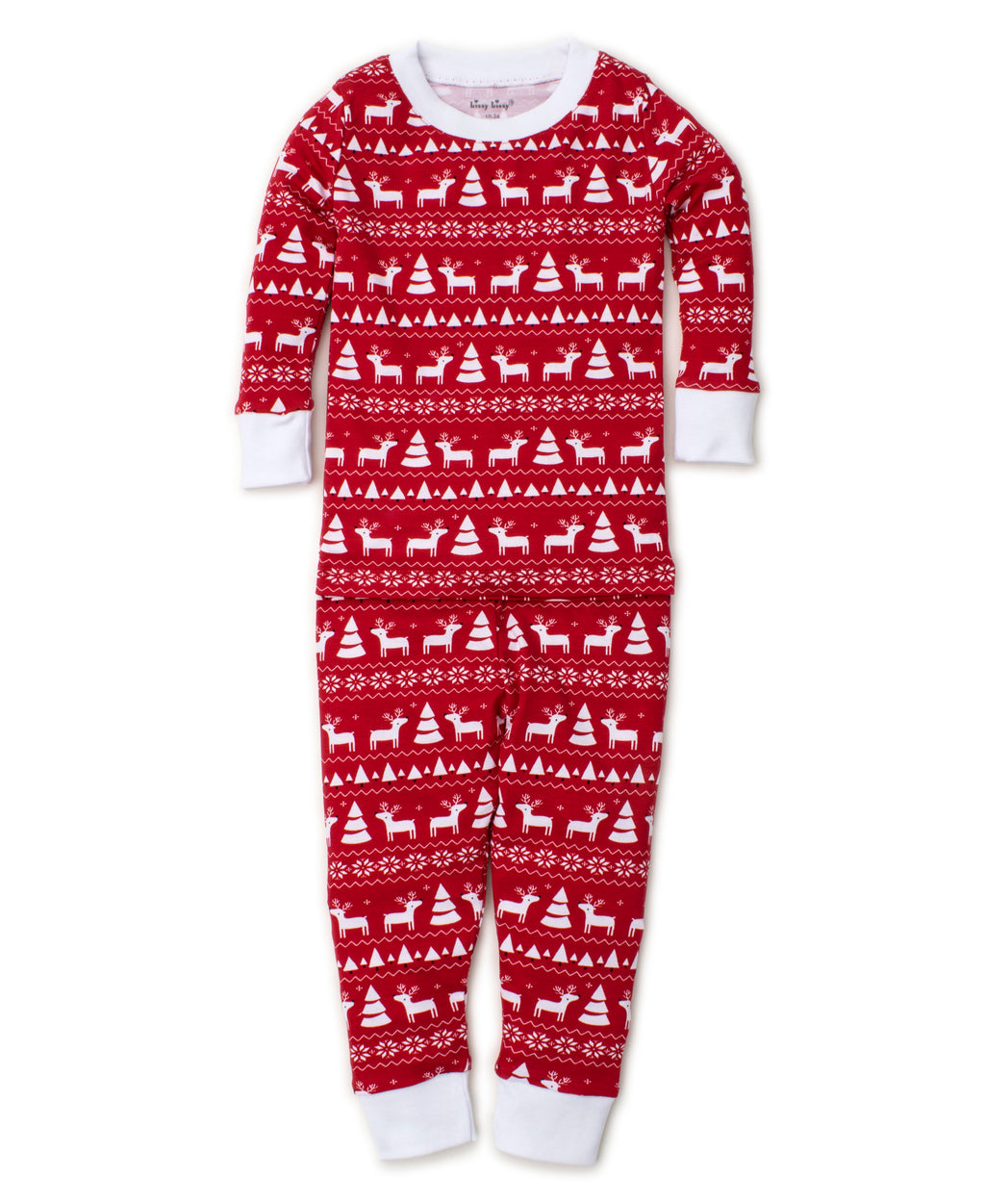 Christmas Deer Pajama Set