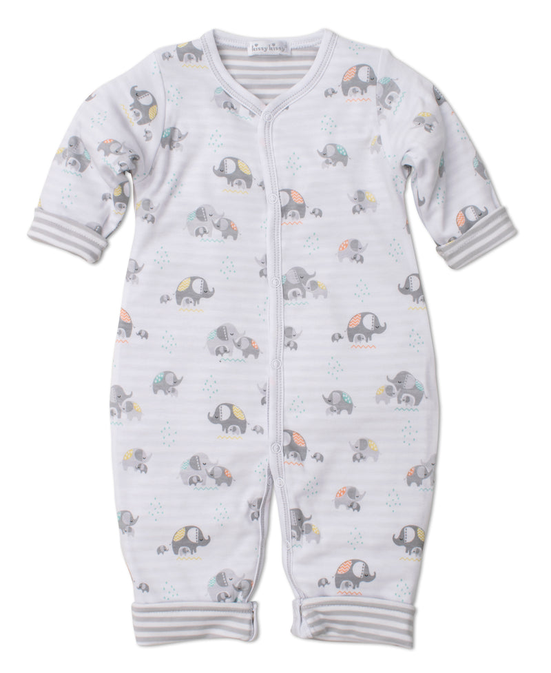 Elephant Hugs Reversible Playsuit