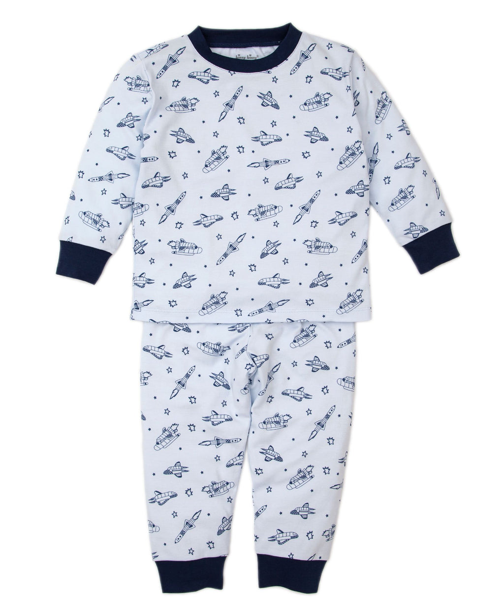 Spaceships Toddler Pajama Set