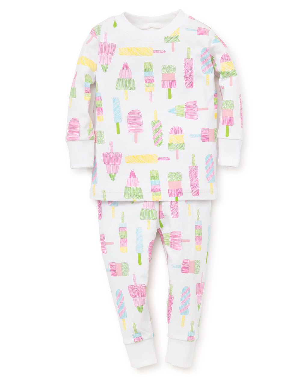 Popsicle Toddler Pajama Set