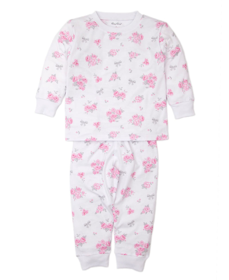 Roses Toddler Pajama Set