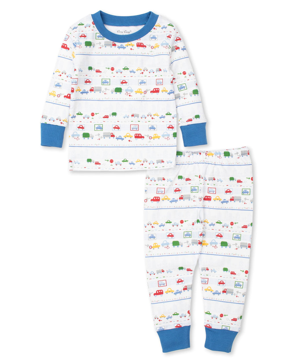 Metro Toddler Pajama Set