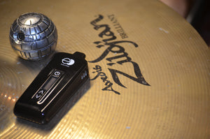 E-Clipse Vaporizer with Death Star Herb Grinder