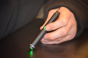 Saber Vape Pen - Review