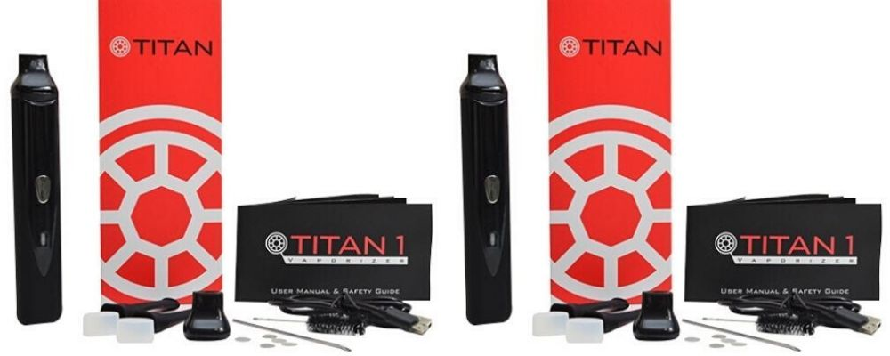 What Comes in a Titan 1 Vape Kit?