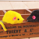Fur False Mouse Pet Cat Toy
