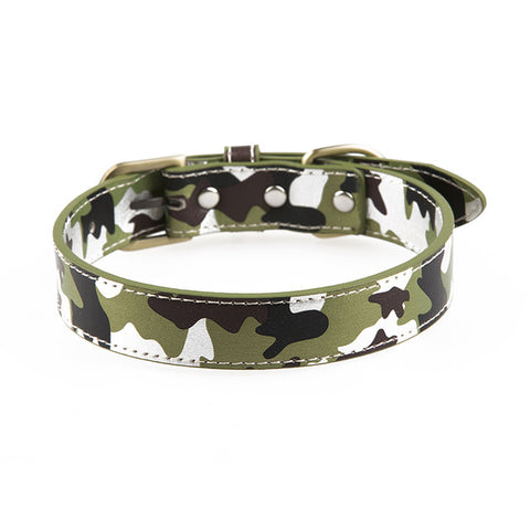 Camouflage Pattern Collars