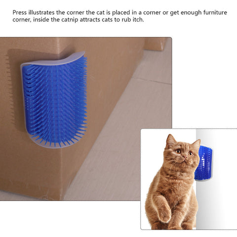 FancyPet Wall Mounted Cat Scratcher