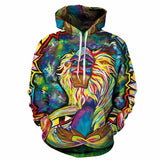 Galaxy Clouds Hoodies
